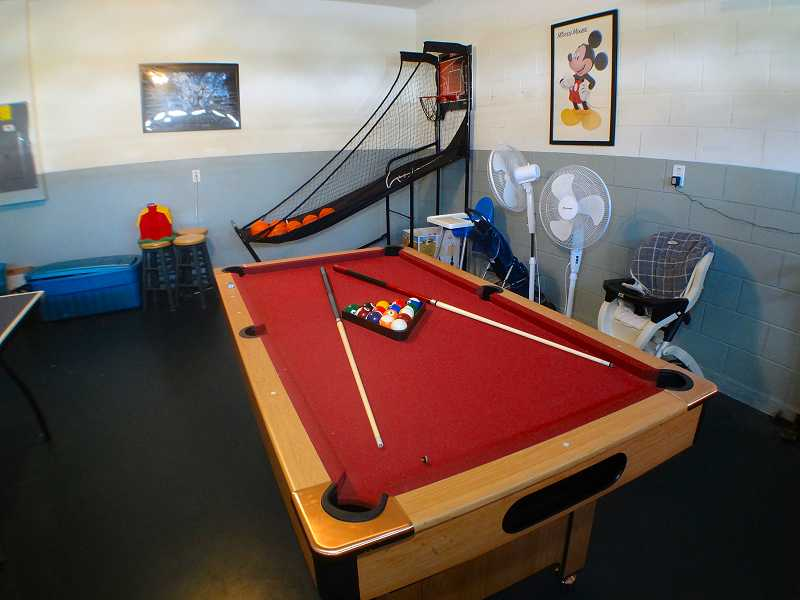 Kissimmee Vacation Home Rental | WP8112 Games Room a | Champion Villas