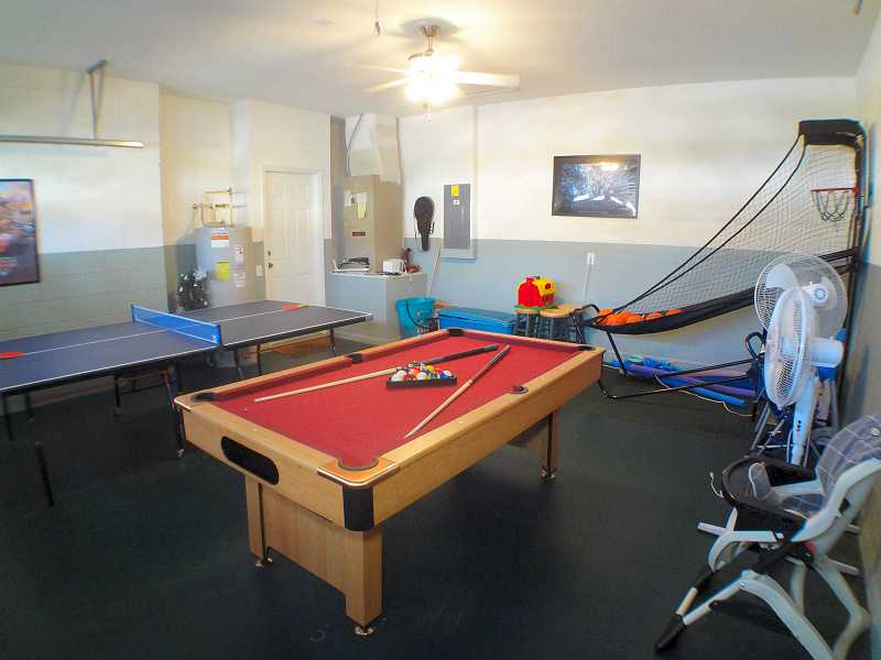 Kissimmee Vacation Home Rental | WP8112 Games Room b | Champion Villas