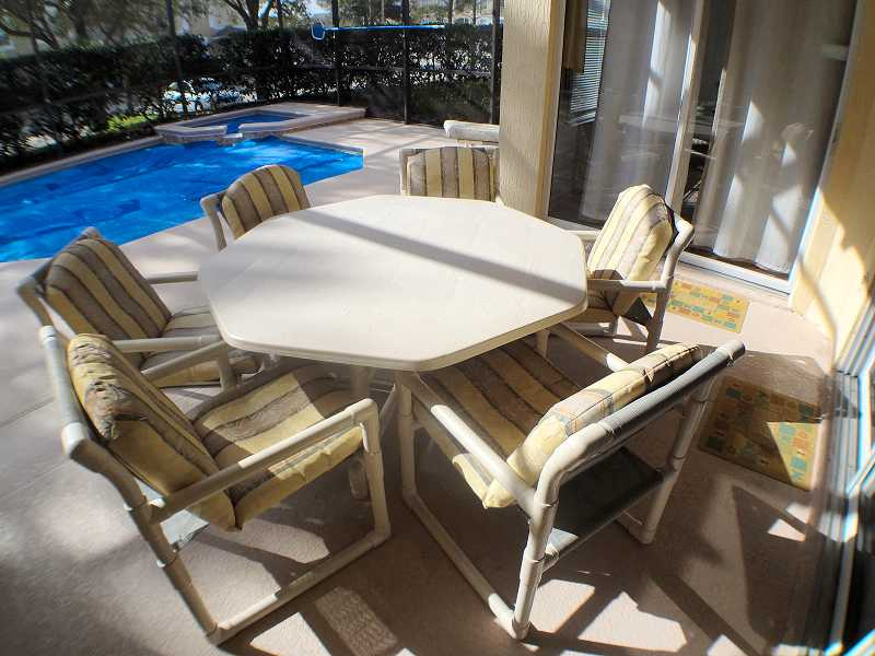 Kissimmee Vacation Home Rental | WP8112 Pool and Deck| Champion Villas