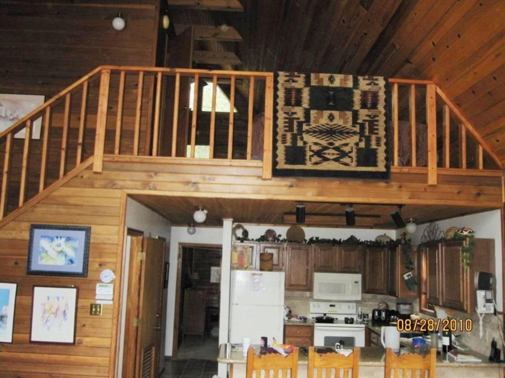 Kitchen/ Upstairs