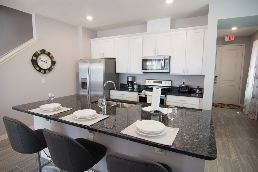Brand-New House, located minutes from Disney 5151