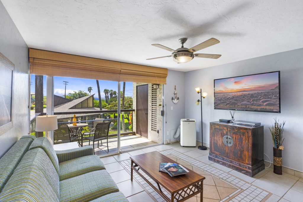 Hale Kamaole 2-208 New Remodel with Ocean View