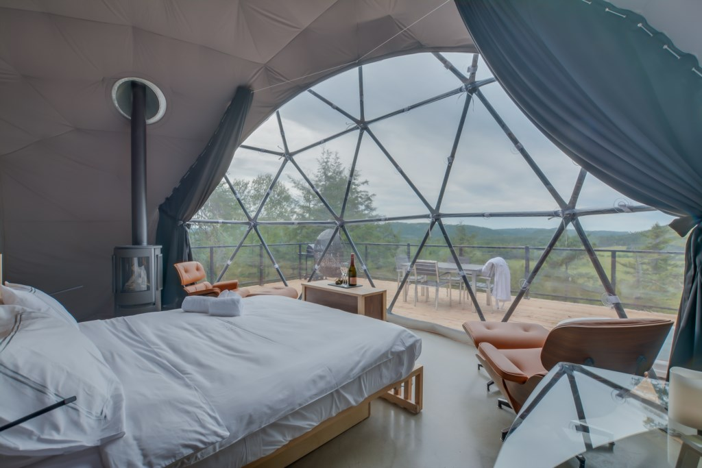 Love Nest Dome #5-<strong>sleeps 2</strong>