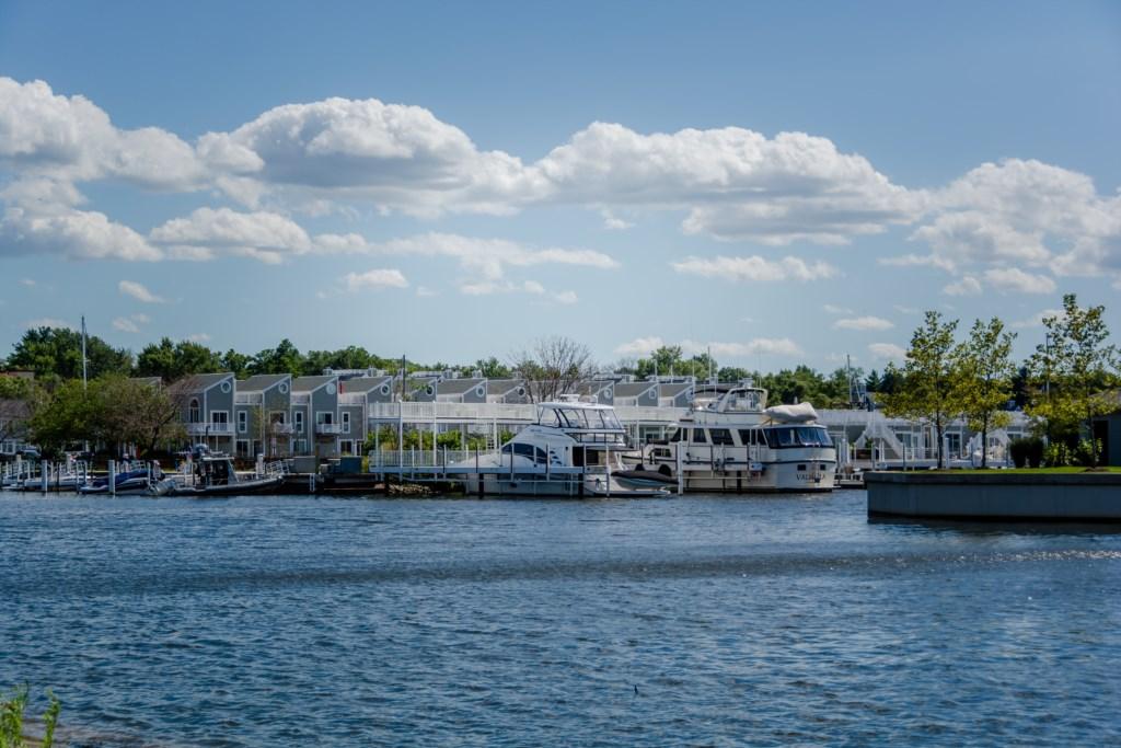 New Buffalo Marina