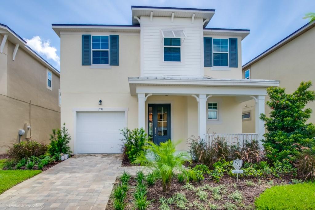 Orlando Newest  Resort Community Villa With Pool