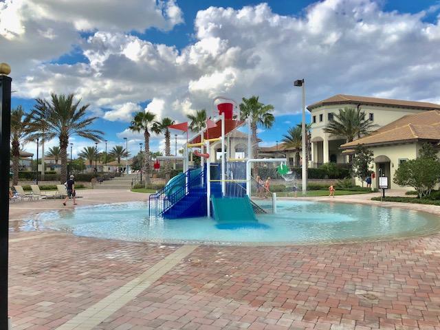 Resort Kiddie Pool