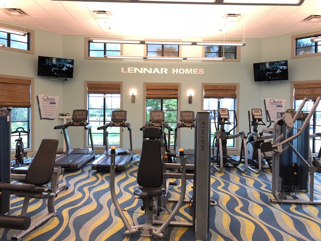Resort Fitness Center
