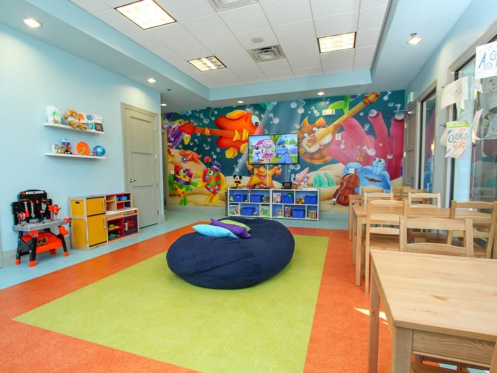 Kids Activity Center