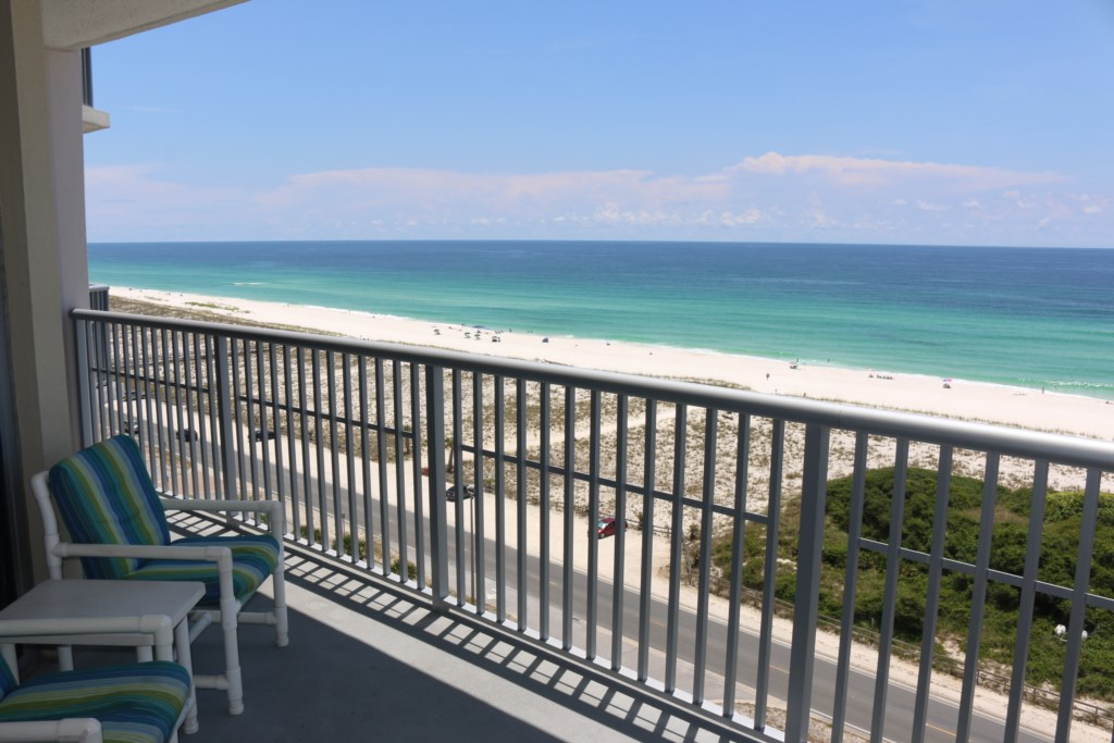 1030 - Large Balcony with Direct Views of the Gulf
