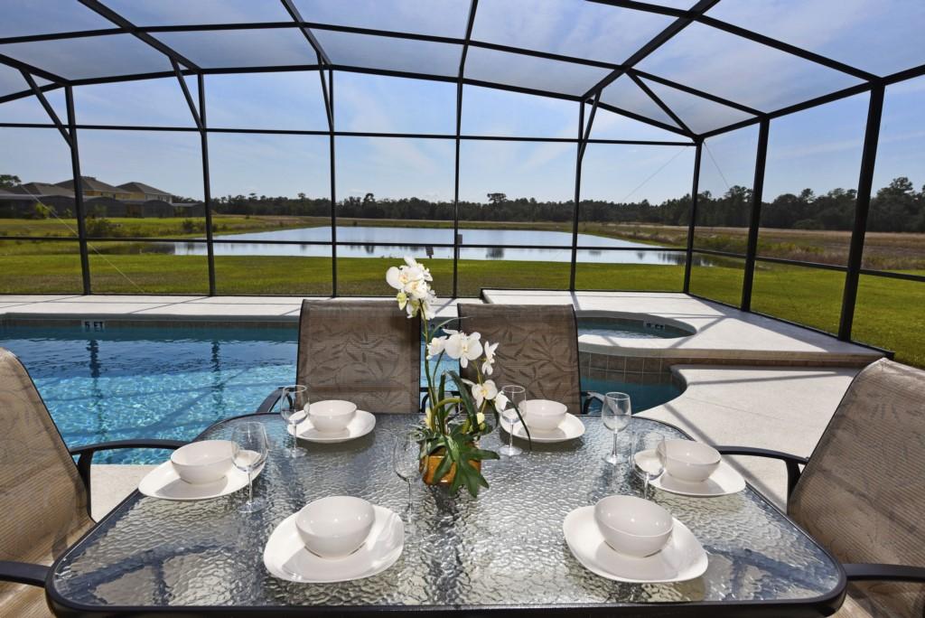 Watersong Resort- 5 Bdm Villa with Pool