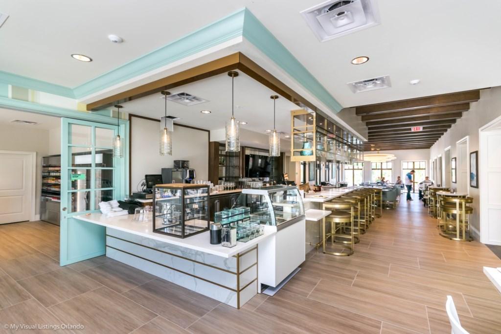 Solara Resort Restaurant, Coffee and Ice Cream Bar