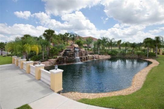 Fountain - Entrance