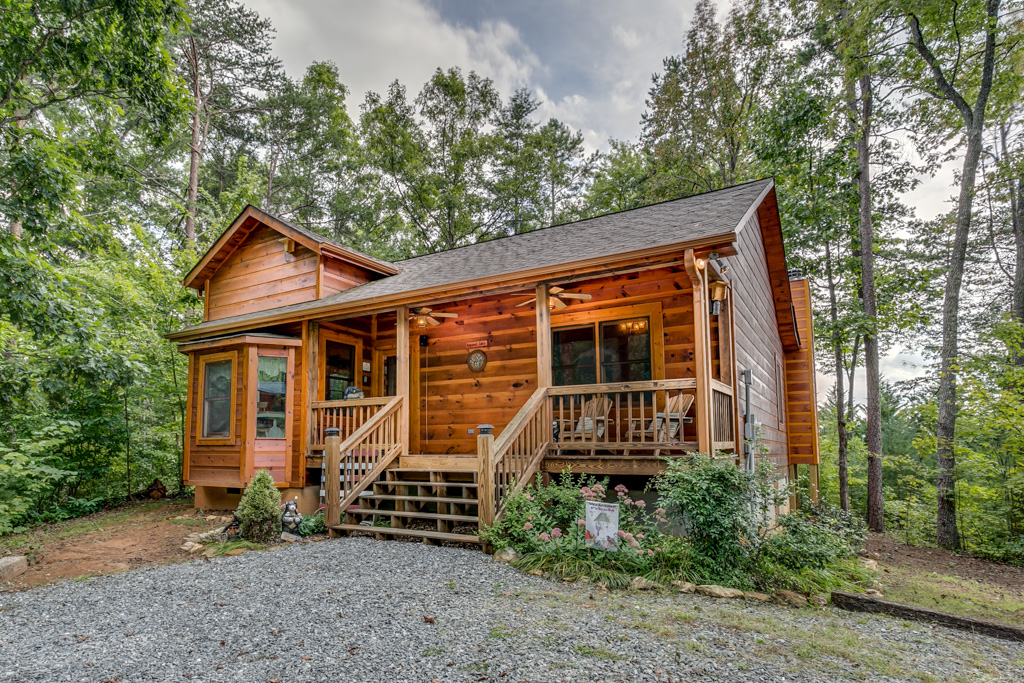 Dogwood Cabin- Cozy Mtn Retreat near Blue Ridge