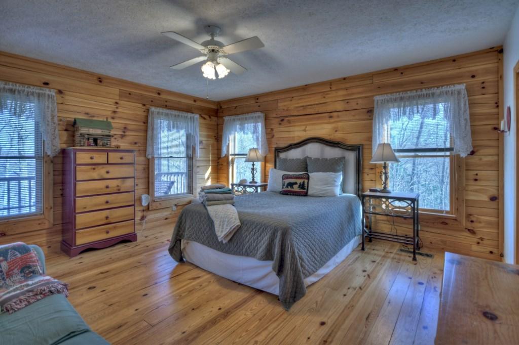 Light and Airy Queen Bedroom