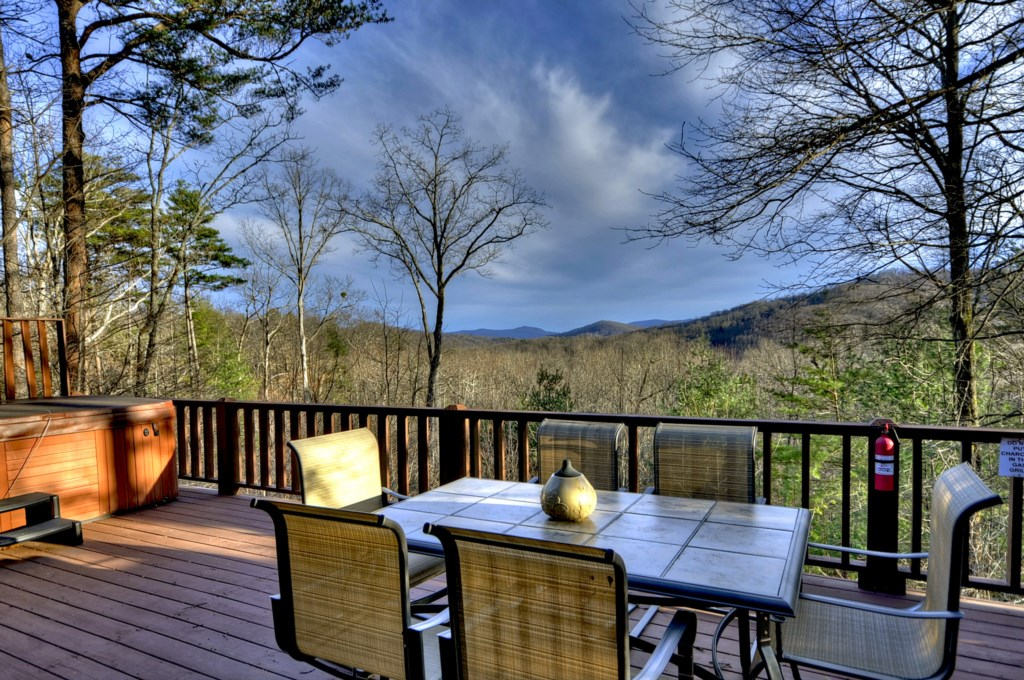 'Great place in the Mountains! Great Views!' - Review Erin