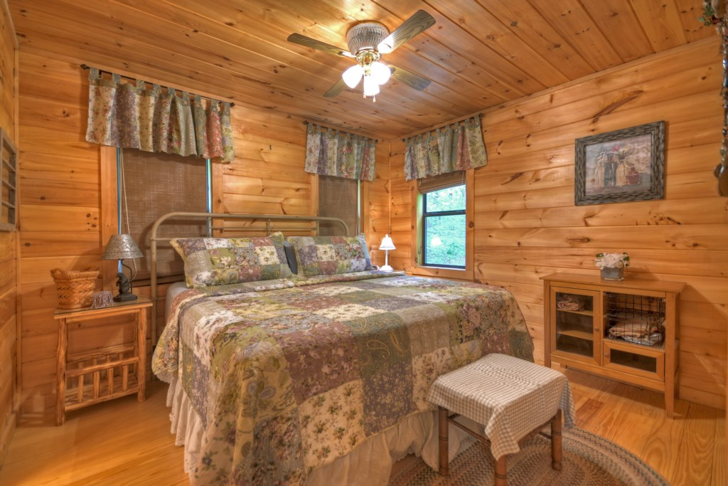 King Main level Master Bedroom