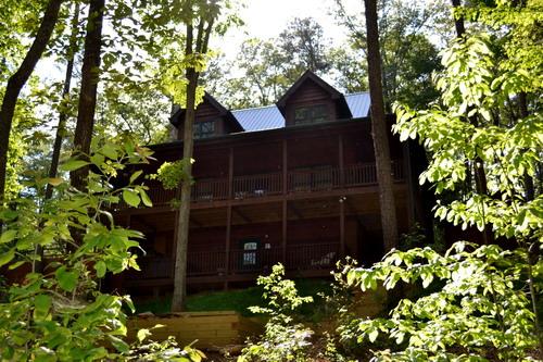 100 Acre Wood- Blue Ridge 7 mi, near Ocoee River