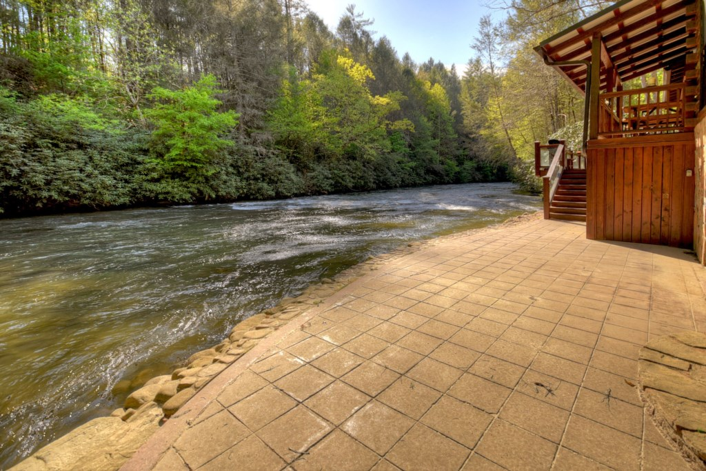 Great place to fish or just relax and enjoy the scenery