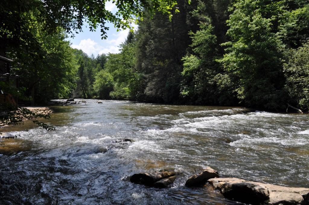 Beautiful Fightingtown Creek Frontage