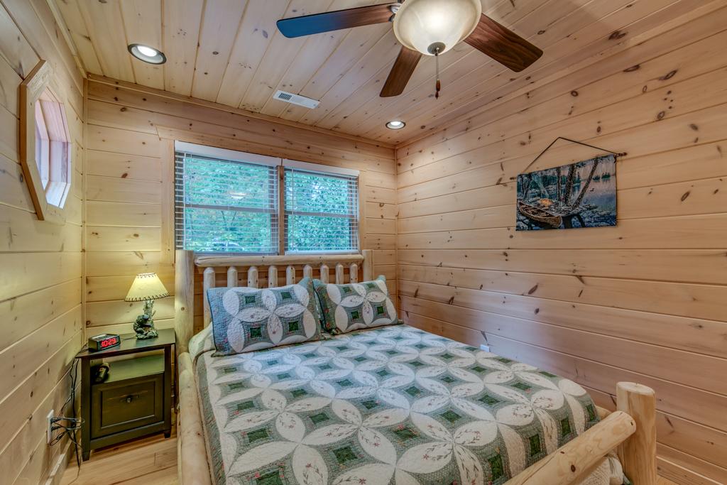 Loft Level Queen bedroom