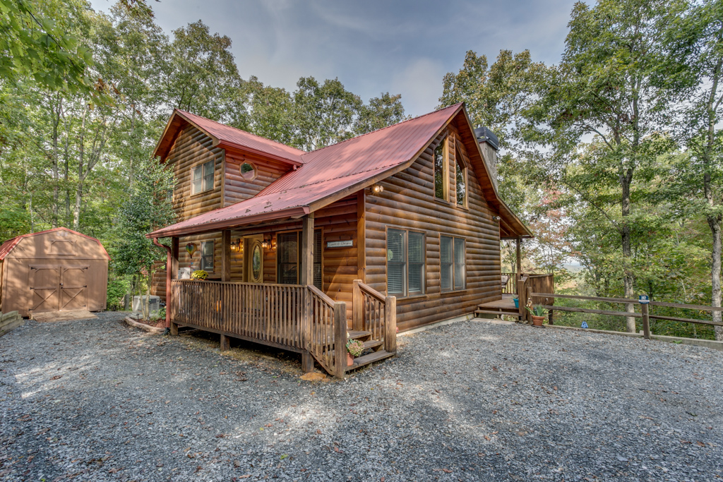 'Amazing cabin, this was one of the best vacations we've ever had' - Review Alyssa