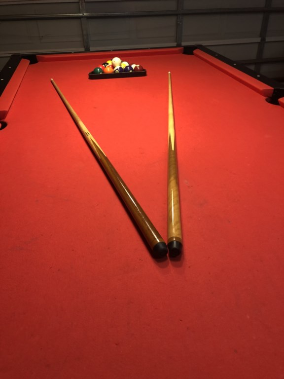 Enjoy a game of Pool on your Full size Pool Table