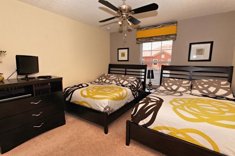 Double-Full-Bedroom