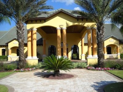 Paradise-Palms-Resort-Clubhouse-Entrance