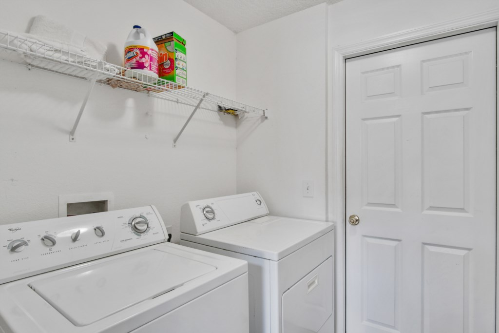 Laundry-in-Unit