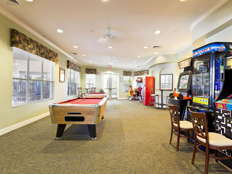 Windsor-Hills-Resort-Games-room