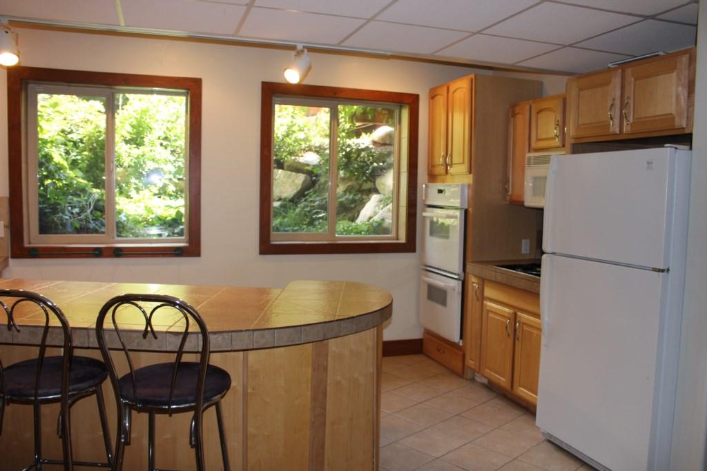 Second Kitchen-First Floor