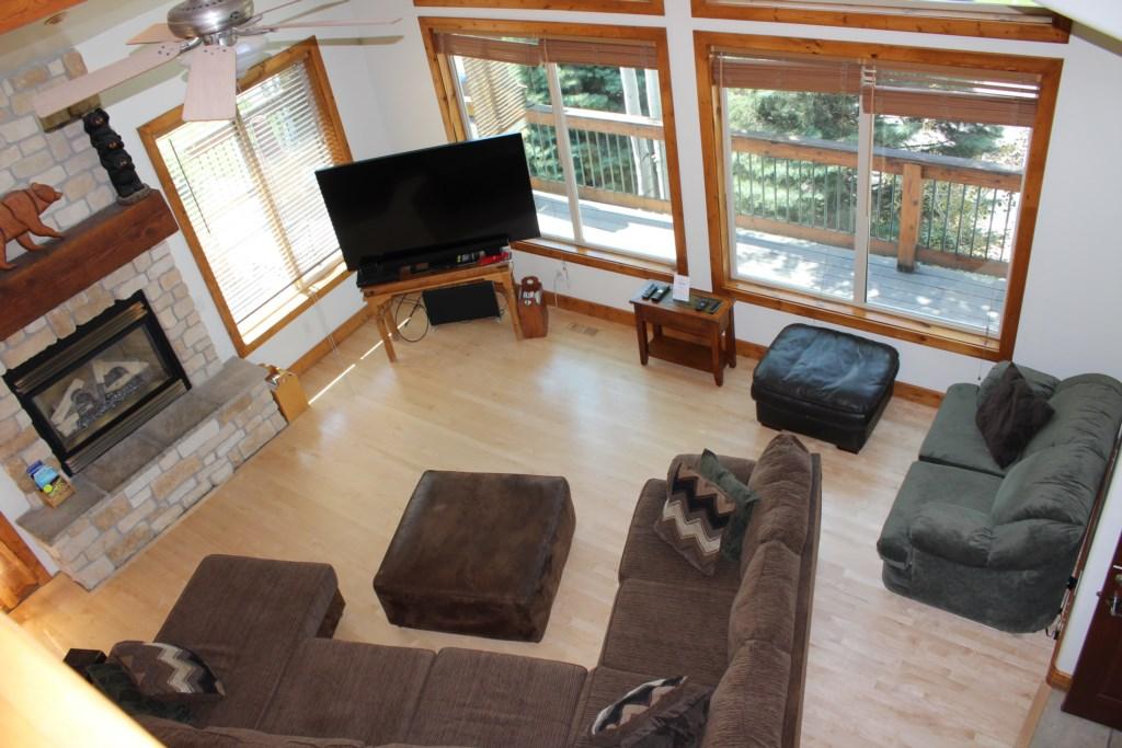 Great Room on Main Floor