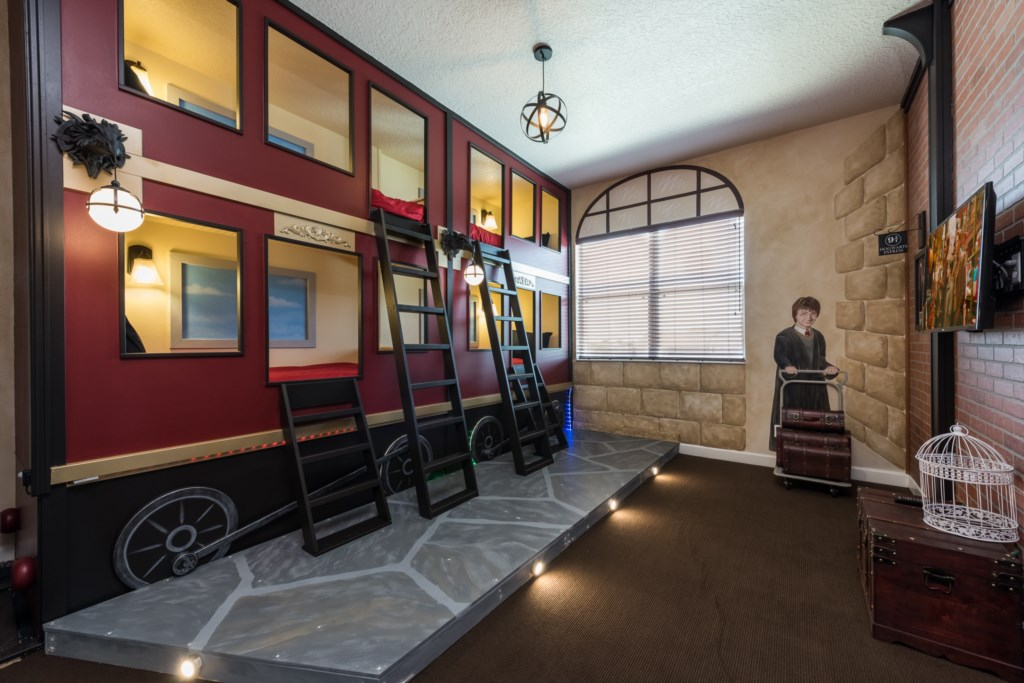 Harry Potter bunks