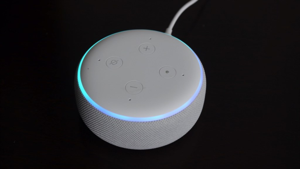 Making life easier we supply an Echo.