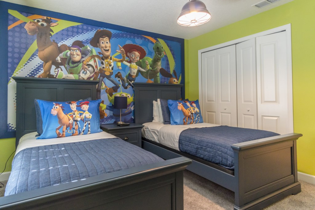 Toy Story - Storey Lake<br/>4 Bed<br/>ID: 264375