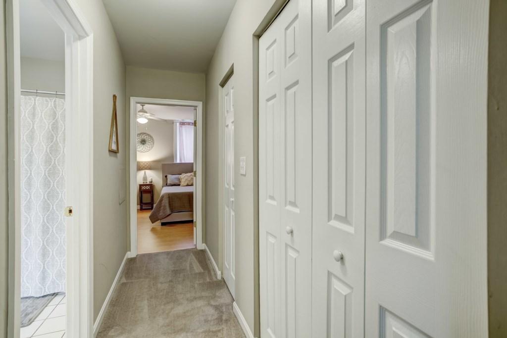 Guest Bedroom Access