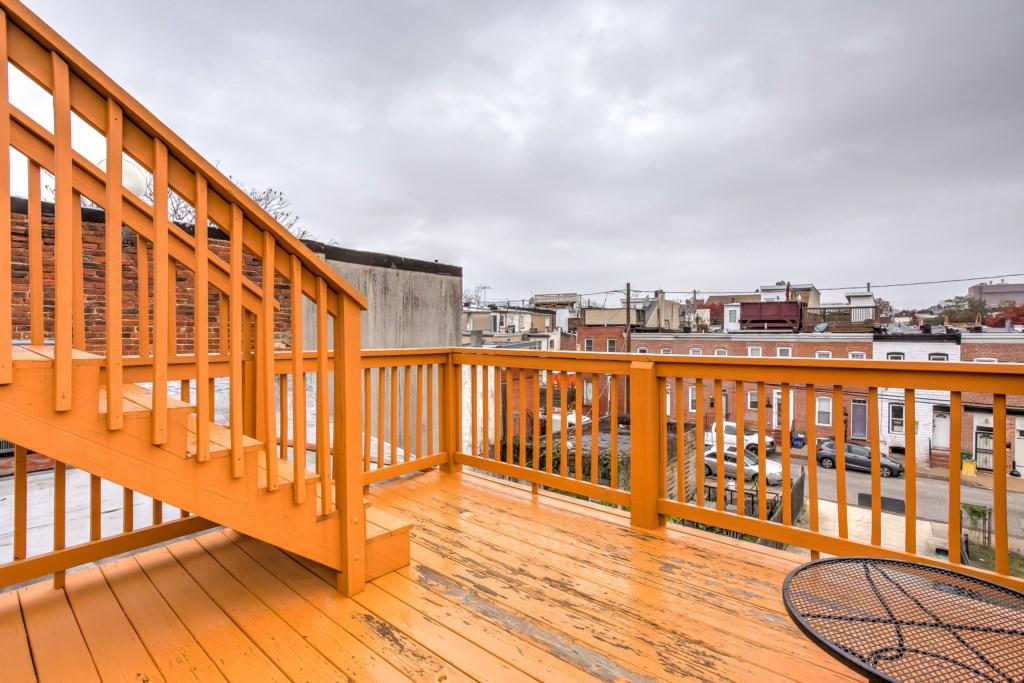 Rooftop Deck Photo 2 of 8