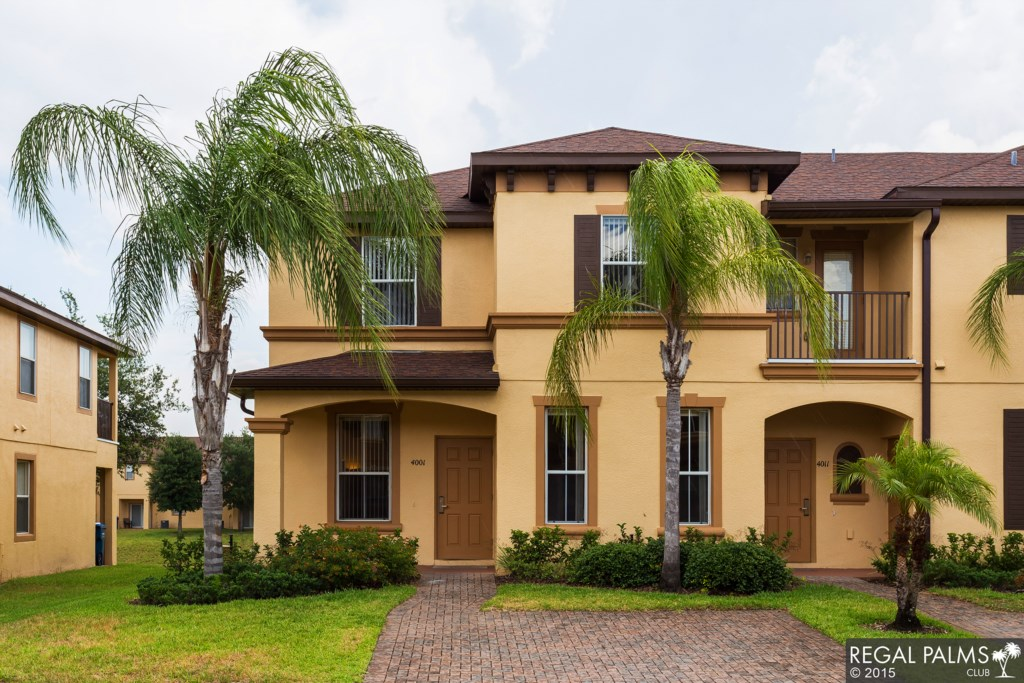 Regal Palms 3 Bedroom Town Home