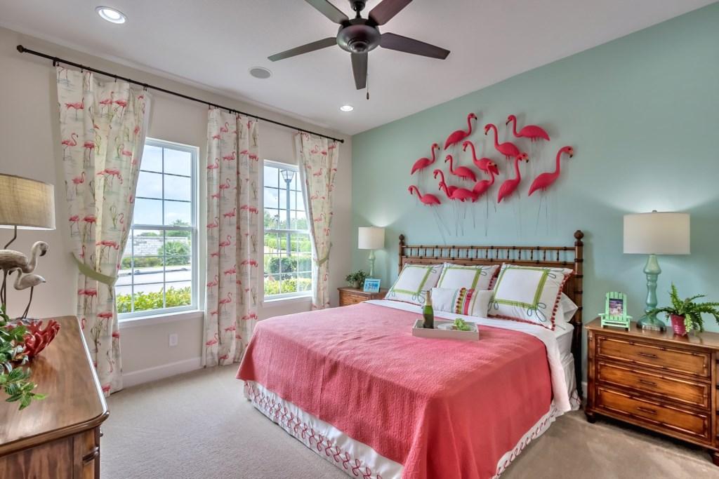 Master Bedroom / King Bed