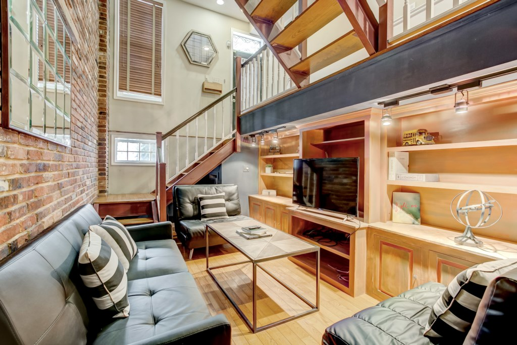 Welcome to Baltimore! This stunning, modern home will encourage you to explore this amazing, histori