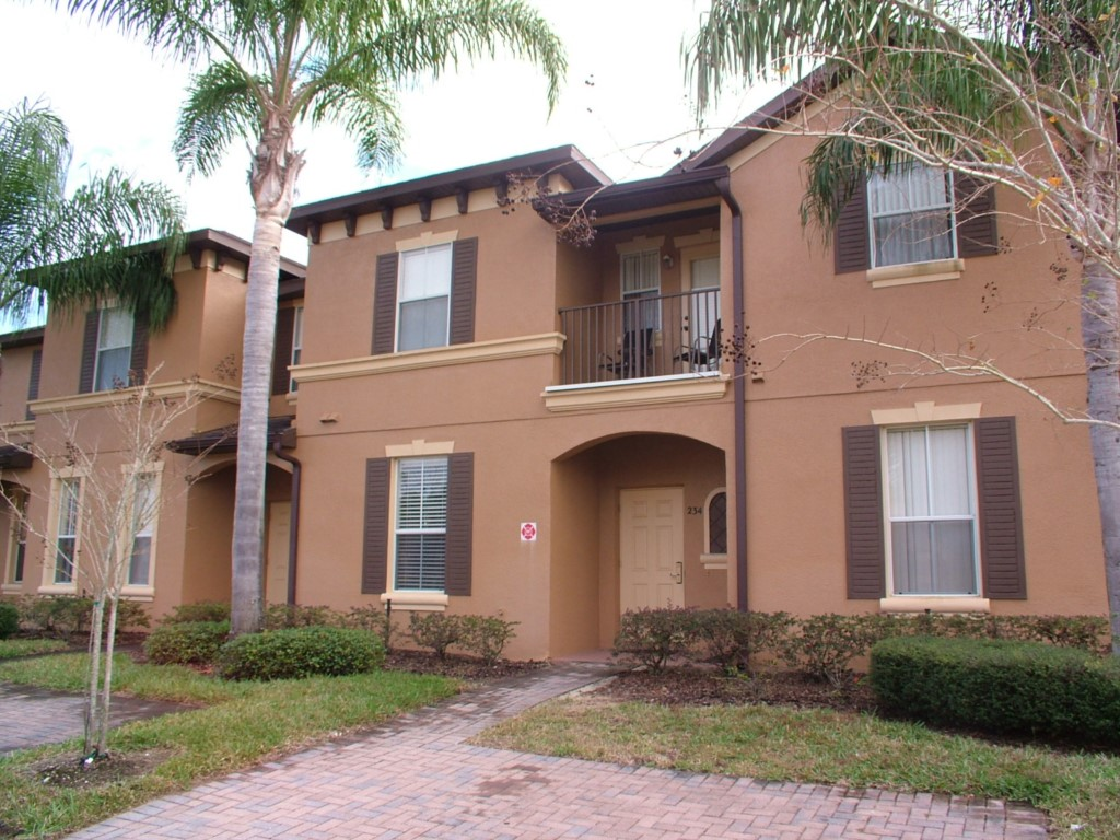 Regal Palms 3 Bedroom Town Home - CI234