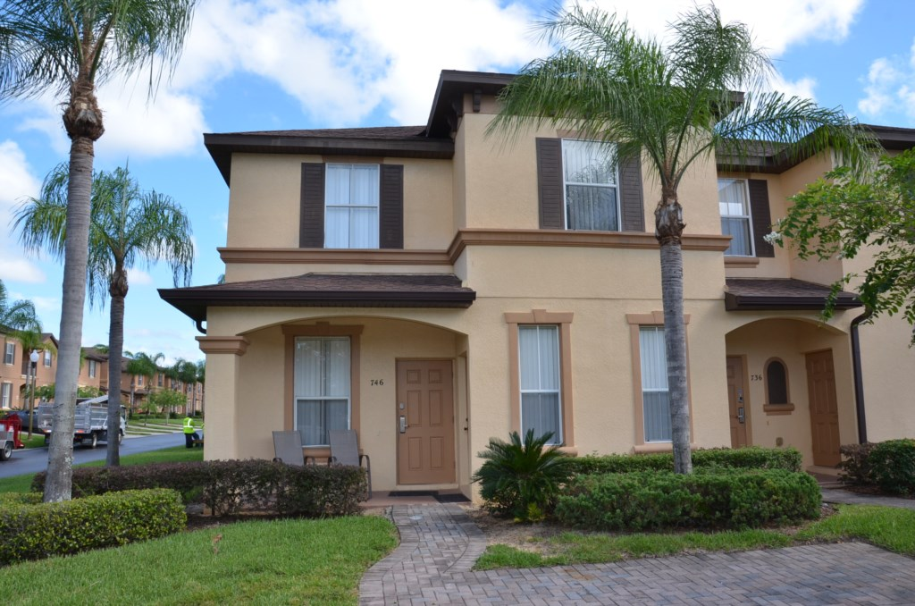 Regal Palms 4 Bedroom Town Home - TL746