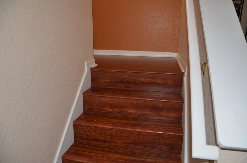 Wooden Floors to upper level throughout