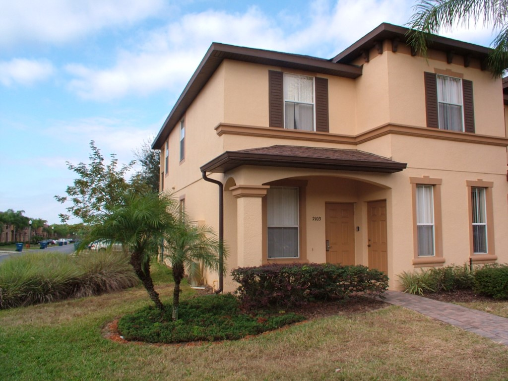 Regal Palms 4 Bedroom Town Home  - CL2103