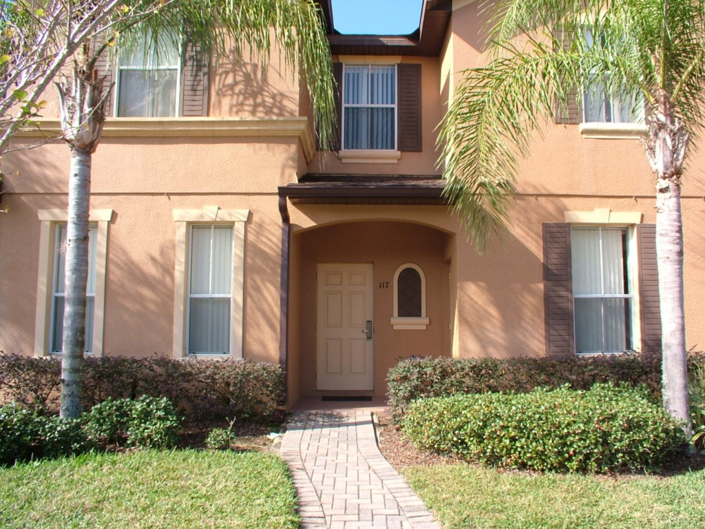 Regal Palms 4 Bedroom Town Home - MM117