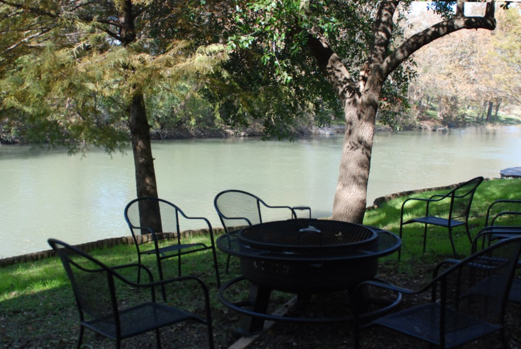 Relax and enjoy the outdoor seating and firepit making lasting memories