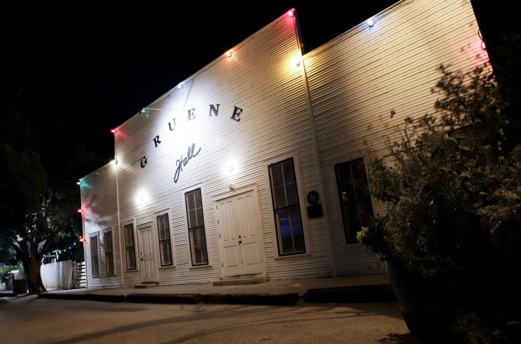 Not too far from Gruene Hall