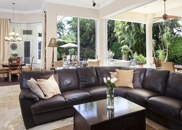 Palma Living Area