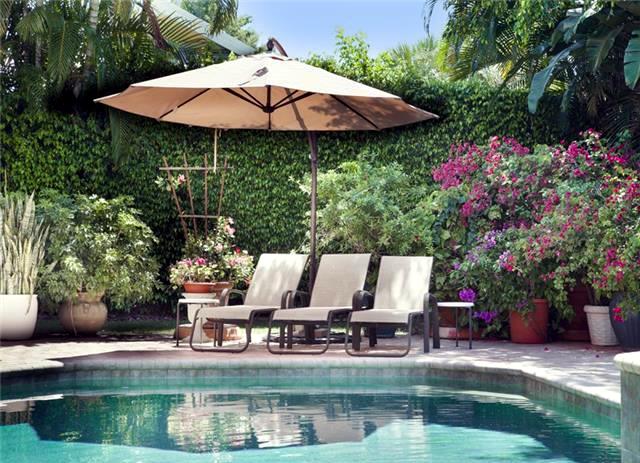 Palma Relaxing Pool Area Awaits