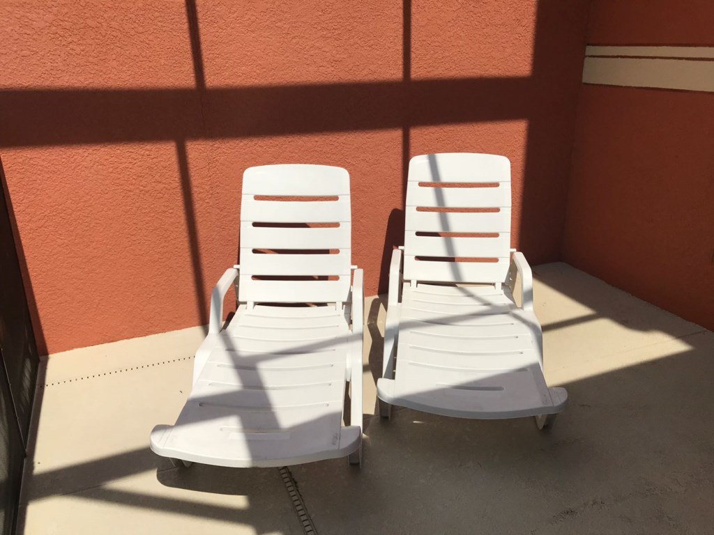 Patio lounge chairs